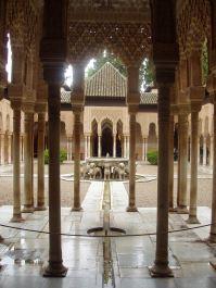 The Alhambra Palace, Granada
