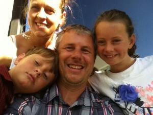 Hannah, Adrian and Family