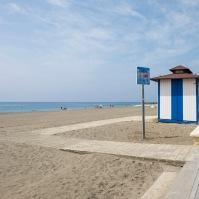 Ramped Beach Access