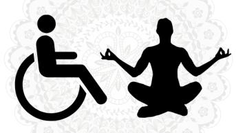 Wheelchair-Yoga